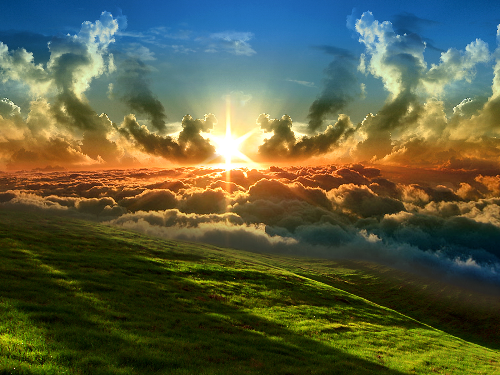 What does Heaven look like? | Heaven and Golden New Jerusalem